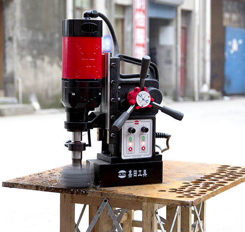 JT-50ZD4 magnetic drill