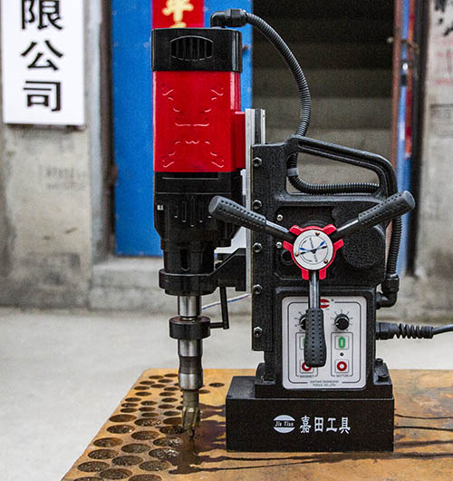 JT-50ZD8 magnetic drill