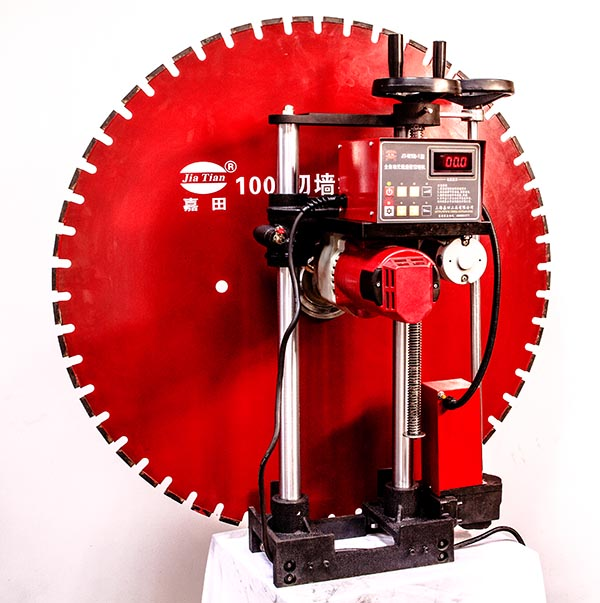 JT- wall cutting machine